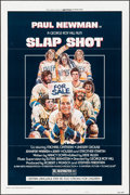 "Movie Posters:Sports, Slap Shot (Universal, 1977). One Sheet (27"" X 41"") Style A, Craig Nelson Artwork. Sports.. ..."