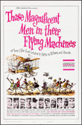 """Movie Posters:Adventure, Those Magnificent Men in Their Flying Machines & Other Lot (20th Century Fox, 1965). One Sheets (2) (27"""" X 41"""") Roland Searl... (Total: 2 Items)"""