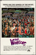 """Movie Posters:Action, The Warriors (Paramount, 1979). One Sheet (27"""" X 41"""") David Jarvis Artwork. Action.. ..."""