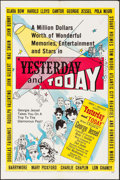 "Movie Posters:Documentary, Yesterday and Today & Other Lot (United Artists, 1953). One Sheet (27"" X 41""). Documentary.. ... (Total: 2 Items)"