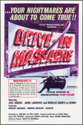 """Movie Posters:Horror, Drive-In Massacre (S.A.M. Productions, 1976). One Sheets (25) Identical (27"""" X 41""""). Horror.. ... (Total: 25 Items)"""
