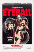 """Movie Posters:Horror, Eyeball (Joseph Brenner Associates, 1978). First Release US One Sheets (20) Identical (27"""" X 41""""). Horror.. ... (Total: 20 Items)"""
