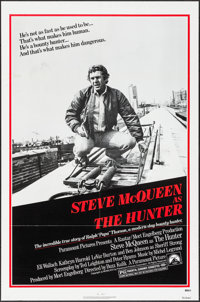 """The Hunter (Paramount, 1980). One Sheet (27"""" X 41""""). Action"""