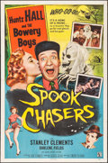 """Movie Posters:Comedy, Spook Chasers (Allied Artists, 1957). One Sheet (27"""" X 41""""). Comedy.. ..."""