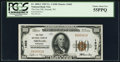National Bank Notes:Wisconsin, Neenah, WI - $100 1929 Ty. 1 The First NB Ch. # 1602. ...