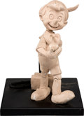 Animation Art:Maquette, Pinocchio Disney World Maquette Sculpted by Harry Holt (WaltDisney, c. 1960s-70s)....