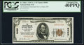 National Bank Notes:Maryland, La Plata, MD - $5 1929 Ty. 1 The Southern Maryland NB Ch. # 8456. ...
