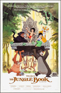 """Movie Posters:Animation, The Jungle Book & Other (Buena Vista, R-1984). One Sheets (2) (27"""" X 41"""") Paul Wenzel Artwork. Animation.. ... (Total: 2 Items)"""