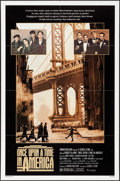 """Movie Posters:Crime, Once Upon a Time in America (Warner Brothers, 1984). Folded, Very Fine-. One Sheet (27"""" X 41""""). Crime.. ..."""