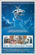 "Movie Posters:Fantasy, The NeverEnding Story (Warner Brothers, 1984). One Sheet (27"" X41"") Richard Hescox Artwork. Fantasy.. ..."