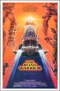 "Movie Posters:Science Fiction, The Road Warrior (Warner Brothers, 1982). One Sheet (27"" X 41"") Commander Artwork. Science Fiction.. ..."