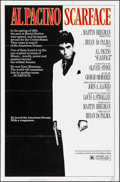 "Movie Posters:Crime, Scarface (Universal, 1983). One Sheet (27"" X 41"") Mike BryanArtwork. Crime.. ..."