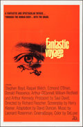 Movie Posters:Science Fiction, Fantastic Voyage (20th Century Fox, 1966). Folded, Very Fi...