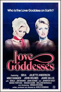 """Love Goddesses & Others Lot (Gail, 1981). One Sheets (10) (27"""" X 41""""). Adult. ... (Total: 10 Items)"""