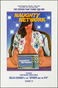 """Naughty Network & Others Lot (Gail Film, 1981). One Sheets (10) (27"""" X 41"""" & 29.5"""" X 38.25"""")..."""
