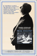 """Movie Posters:Hitchcock, Rear Window (Universal, R-1983). One Sheet (27"""" X 41""""). Hitchcock.. ..."""