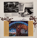 Other, The Beastie Boys Signed Ill Communication Artwork - Album artwork signed in April 1994 by Ad-Rock, Mike D, and MCA in ink at...