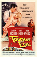 Movie Posters:Film Noir, Touch of Evil (Universal International, 1958). One...