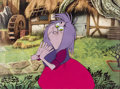 Animation Art:Production Cel, The Sword in the Stone Madam Mim Production Cel (WaltDisney, 1963)....