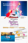 Animation Art:Poster, Winnie the Pooh and a Day for Eeyore Theatrical Poster (WaltDisney, 1983)....