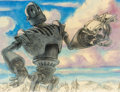 Animation Art:Concept Art, The Iron Giant Concept Art (Warner Brothers, 1999)....