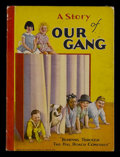 """Movie Posters:Short Subject, Our Gang Comedy (MGM, 1929). Book (7"""" X 9"""") 20 pgs. Thishard-bound, full-color book was published by Whitman Company. Itha..."""