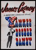 Movie Posters:Musical, Yankee Doodle Dandy (Warner Brothers, 1942). Pressbook (Multiple Pages). James Cagney plays George M. Cohan in this biopic a...