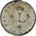 Colonials: , 1739-P SOU M French Colonies Sou Marque MS63 PCGS. Breen-539. An unmarked example with light o...