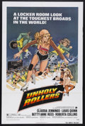 "Movie Posters:Bad Girl, Unholy Rollers (American International, 1972). One Sheet (27"" X41""). Bad Girl...."