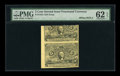 Fractional Currency:Second Issue, Milton 2E5F.3 5¢ Second Issue Essay Vertical Pair PMG Uncirculated 62 EPQ....