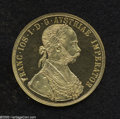Austria: , Austria: Franz Joseph I gold 4 Ducat 1906, KM2276, choice Proof, full cameo bust. From the Dr. Kurt Peters Collection....