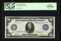 Fr. 927a $10 1914 Federal Reserve Note PCGS Very Fine 35PPQ