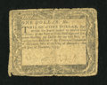 Colonial Notes:Maryland, Maryland December 7, 1775 $1 Very Good....