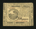 Colonial Notes:Continental Congress Issues, Continental Currency May 9, 1776 $6 Very Fine-Extremely Fine....
