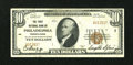 National Bank Notes:Pennsylvania, Philadelphia, PA - $10 1929 Ty. 2 The First NB Ch. # 1. ...