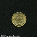 Egypt: , Egypt: United Arab Republic gold 1/2 Pound 1958, KM391, choicebrilliant UNC, far superior to most in the market....