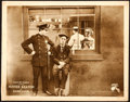 """Movie Posters:Comedy, Hard Luck (Metro, 1921). Lobby Card (11"""" X 14"""")."""