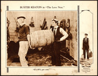"""The Love Nest (Associated First National Pictures, 1923). Lobby Card (11"""" X 14"""")"""