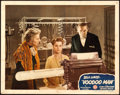 "Movie Posters:Horror, Voodoo Man (Monogram, 1944). Lobby Card (11"" X 14"").. ..."