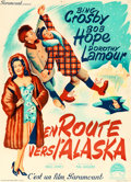 Movie Posters:Comedy, Road to Utopia (Paramount, 1946). French Moyenne (...