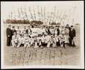 Basketball Collectibles:Photos, New York Yankees & St. Louis Cardinals Vintage Photograph from the Beans Reardon Collection.. ...