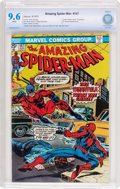 Bronze Age (1970-1979):Superhero, The Amazing Spider-Man #147 (Marvel, 1975) CBCS NM+ 9.6 White pages....