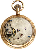 Timepieces:Pocket (pre 1900) , D.D. Palmer Unique Un-Numbered Watch For Schierwater & Lloyd Liverpool. ...