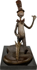 Animation Art:Maquette, The Cat in the Hat Limited Edition Bronze Maquette #127/195(MGM, 2006)....
