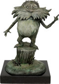Animation Art:Maquette, The Lorax Limited Edition Bronze Maquette #127/195 (MGM, 2009). ...