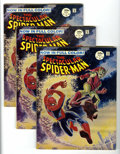 Magazines:Superhero, Spectacular Spider-Man #1 Multiple Copies Group (Marvel, 1968)Condition: Average VF-.... (Total: 16 Comic Books)