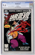 Modern Age (1980-Present):Superhero, Daredevil #171 (Marvel, 1981) CGC NM+ 9.6 White pages....