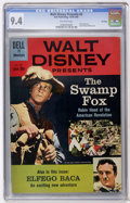 Silver Age (1956-1969):Miscellaneous, Walt Disney Presents #2 The Swamp Fox - File Copy (Dell, 1960) CGCNM 9.4 Off-white pages....