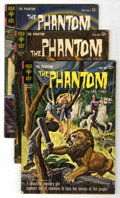 Silver Age (1956-1969):Adventure, Phantom Group (Gold Key, 1964-65).... (Total: 7 Comic Books)