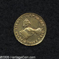 Mexico: , Mexico: Republic Cap and Rays Gold 1/2 Escudo 1863/57 Mo-CH/GF,KM378.5, Choice AU-Unc. with full luster and little, if any, actual...